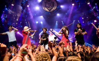 Во сне быть на концерте