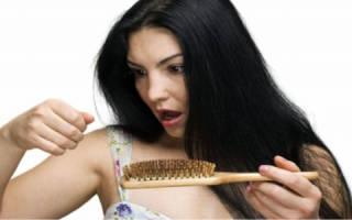 Выпадение волос во сне