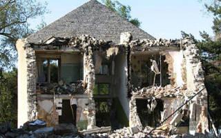 Видеть во сне разрушение дома