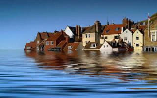 Сонник наводнение большая волна