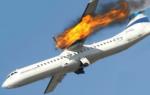 Увидеть во сне как падает самолет