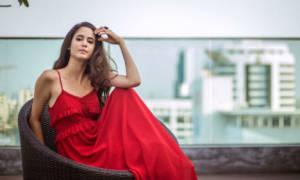 К чему снится девушка в красном платье