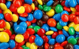 Много конфет во сне