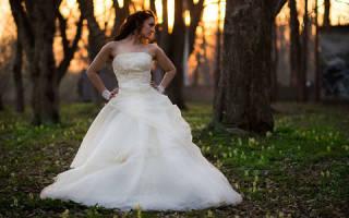 К чему снится невеста в белом платье