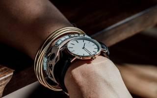 Сонник белые наручные часы