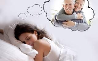 Сонник умерший отец снится живым