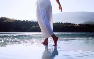 Ходить по воде во сне