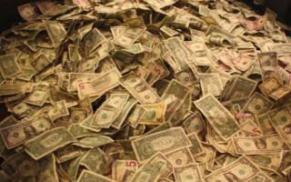 Видеть во сне деньги бумажные крупные
