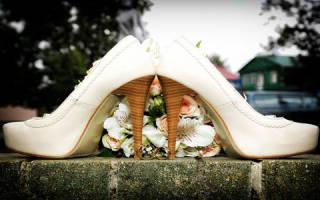 Сонник большие туфли