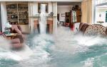 К чему снится затопление квартиры водой